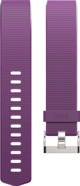 fitbit Classic Armband, Plum Large für CHARGE2
